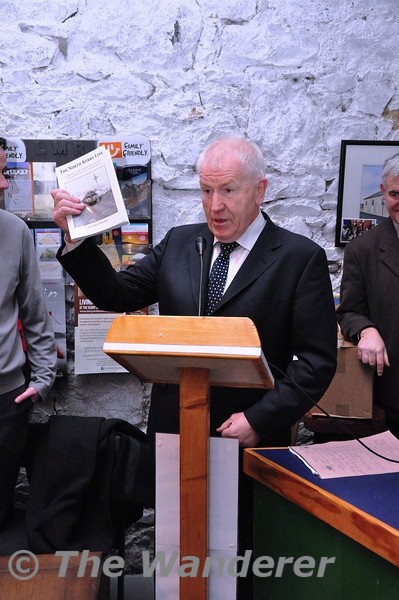 The North Kerry Line Book Launch. Listowel Sunday 24th November 2013