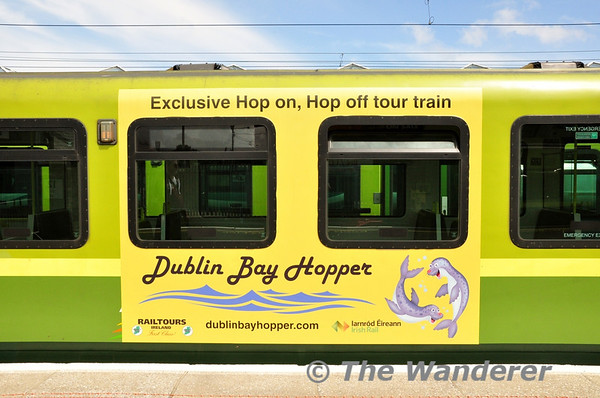 "Railtours Ireland ""Dublin Bay Hopper"""