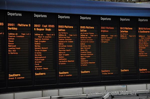 UK Trip Friday 17th July 2015